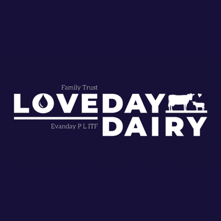 loveday dairy cow farm australia logo ferme laitière Australie