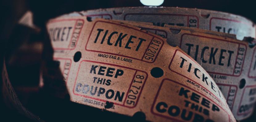 image blog affiche cinéma ticket retro salle cinéma