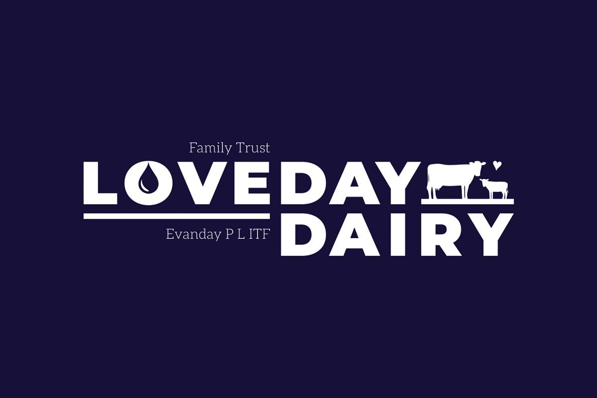 logo ferme laitière Australie