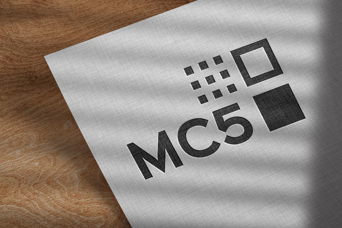 MC5 logo charte graphique holding Lyon le-grau-du-roi investissement projet immobilier